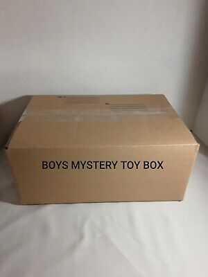 Toy lot surprise box for boys ages 4+ All New Toys