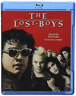 The Lost Boys - Bluray - New / Sealed - Fast Free Shipping