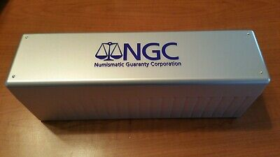 Ngc Storage Box ~ Holds 20 Ngc Graded Coins