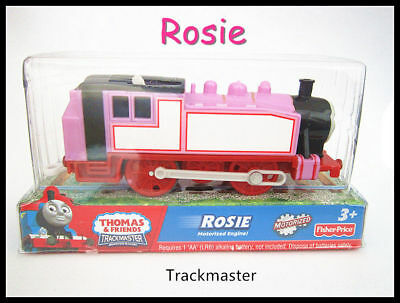 Thomas  the Tank engine TRACKMASTER- Rosie【 compatible with all tracks ,BNIB】