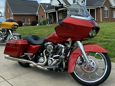 2013 Harley-Davidson Touring  2013 Harley Road Glide Bad Ass $7000 worth of extras