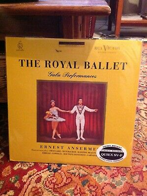 The Royal Ballet - Gala Performance Classic Rcords - New Sealed