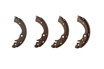 Rear Brake Shoe Set For 90-15 Honda Accord Civic CRV Fit 2.2L 4 Cyl 2.7L WR81C2