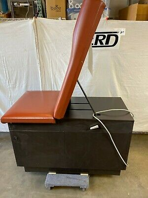 IE Medical Group Ritter 104 Medical Exam Table w/ Stirrups