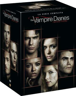 Vampire Diaries (The) - Serie Completa (38 Dvd) (Regione 2 PAL)