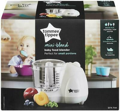 Tommee Tippee Baby Food  Blender Processor Brand New