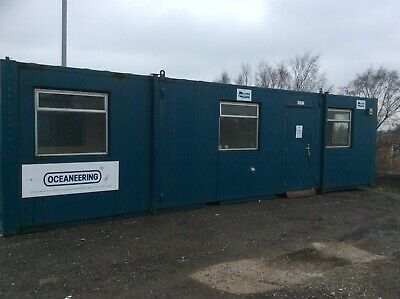Portable Office /  Cabin / Portable Building 32 X 9ft