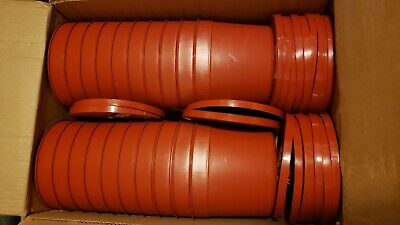 Sharps Container, Round 5 Quart, Case of 40 Red, WH-8950SA Kendall FREE SHIPPING
