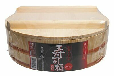 Tachibana container sushi with a tub 30cm lid Handai issue about 4 [Made i [61s]
