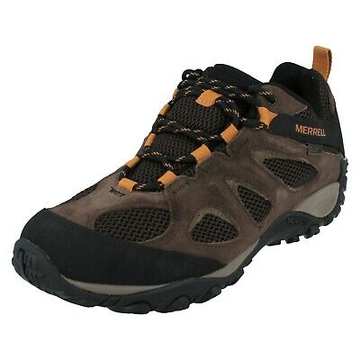 Merrell Yokota Ascender Stretch Convert Shoes Leather Open Back Toggle J343446C