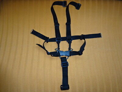 HARNESS STRAP fits Cosatto Giggle Giggle 2 Shoulder waist crotch clip buckle