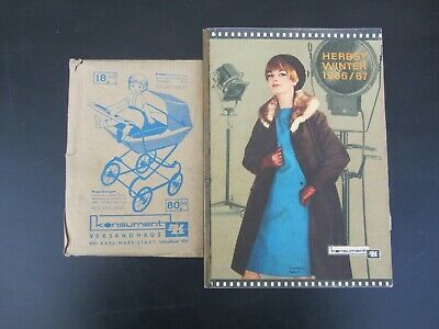 Konsument Katalog Herbst Winter 1966/67