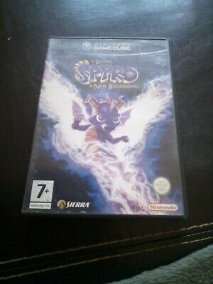 The Legend of Spyro: A New Beginning pour GameCube