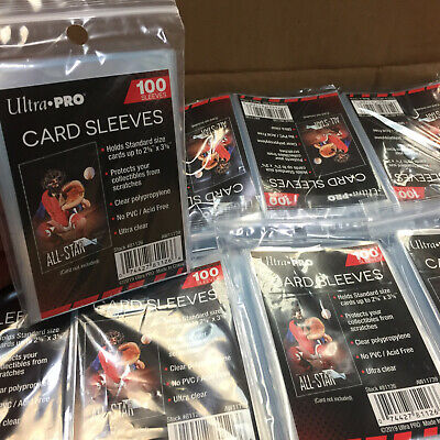 "Ultra Pro Soft Penny Card Sleeves 2 5/8 x 3 5/8-Inches 2-5/8"" X 3-5/8"""