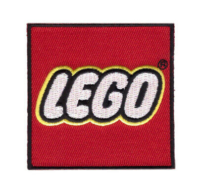 Lego Building Blocks Tactical Patch with VELCRO® BRAND Hook Fastener
