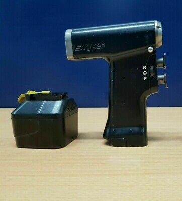 Stryker 4300 CD3 hand piece battery operated drill hand piece