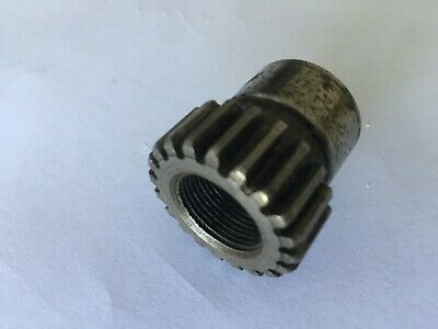 VINTAGE PRE WAR 1930s ROYAL ENFIELD DYNAMO PINION DRIVE GEAR MODEL B S 20649 20T