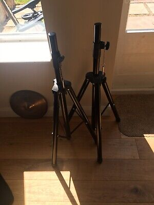 DJ PA Speaker Stands Opened Never Used