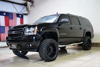 "2011 Chevrolet Suburban LT LIFTED 4X4 2011 Chevrolet Suburban LT LIFTED 4X4 33"" BIG TIRES NAVIGATION MJUST SEE"