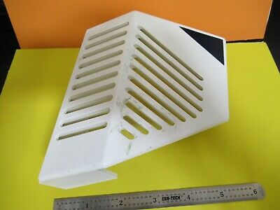 Leica Dmrb Germany Plastic Cover Microscope Part As Pictured &Ft-6-185