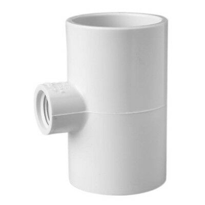 10 Pack USA Schedule 40 PVC Fittings for Chicken Poultry Drinker Cups + Nipples