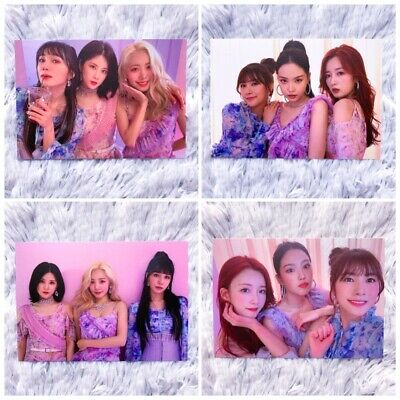 Apink - Look (9Th Mini Album) Official Unit Postcard (Select Ver) No Photocard