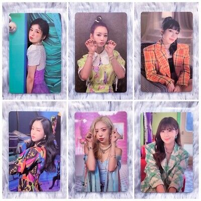 Apink - Look (9Th Mini Album) Official Ar Photocard (Select Member)
