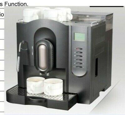 COFFEE Machines Beans To Cup Espresso Latte Cappuccino ME707 FRESHLY GROUND CAFE