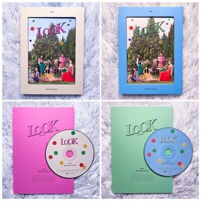 Apink - Look (9Th Mini Album) Select Version No Photocard