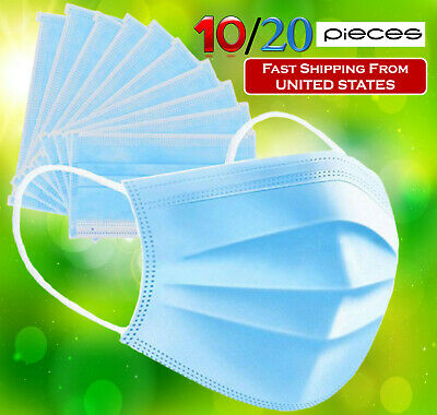 10 / 20 Pack Face Cover For Outdoor Safety