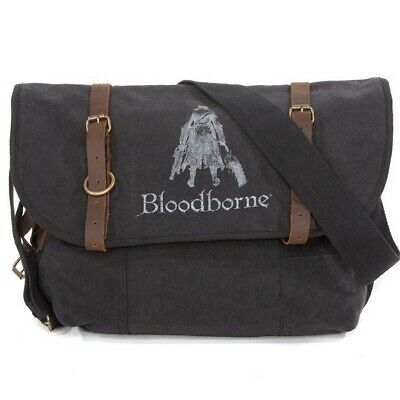 Bloodborne Hunter Messenger Bag Sealed Official Sony Playstation Merchandise