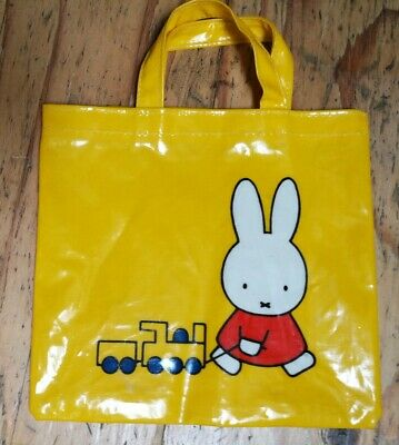 Children/'s PVC Coated Canvas Mini Tote bag Shreds Asstd Jemima Puddle Duck