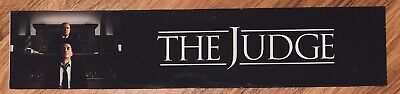⭐ The Judge - Robert Downey Jr. - Movie Theater Poster Mylar Small Version
