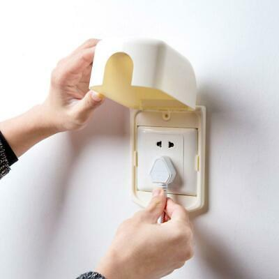 Children's Anti-electric Shock Switch Protective Cover Sticker Bathroom