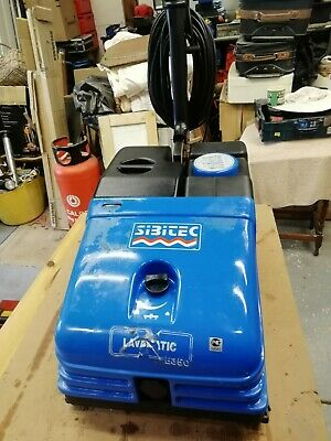 Lavamatic Floor And Carpet Cleaning Machine