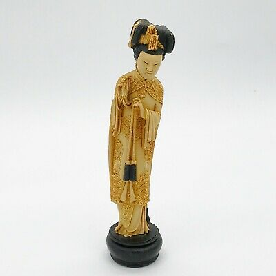 Vintage Chinese China Oriental Figure Ornament Statue