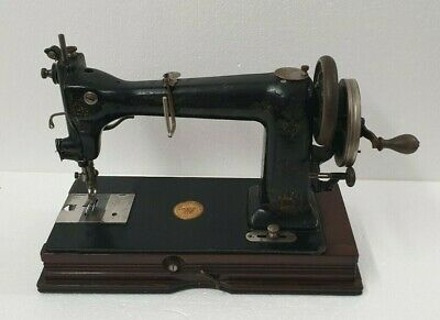 Antique Wheeler and Wilson D9 Sewing Machine