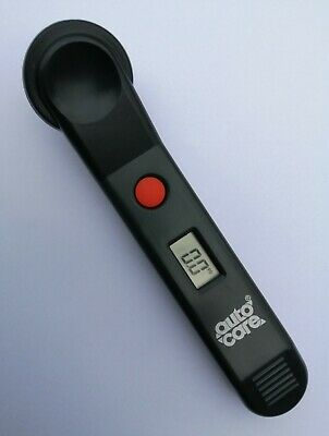 DIGITAL TYRE PRESSURE GAUGE Complete with battery FREE DELIVERY UK