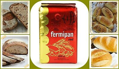 500g Fermipan Red Instant Dried Yeast For Bread Bakers