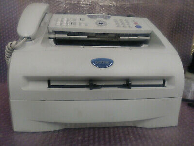 Brother Intellifax 2820 Printer Copier and Fax Machine 21k page count