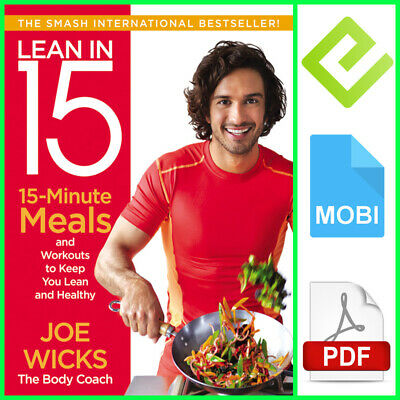 Lean in 15 15-Minute Meals and Workouts to Keep You Lean and Health 🔥Instant✔️