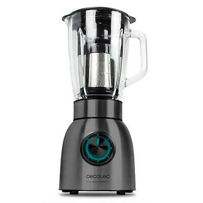Batidora Vaso Power Black Titanium 1,8 L 1500W 8 Cuchillas