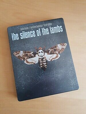 The Silence of the Lambs - Limited Edition Blu-Ray Steelbook