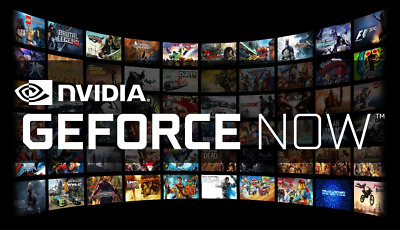 Nvidia Geforce Now Account For 3 months (Private Account) worldwide