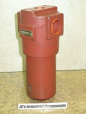 Hycon    DF / 240   hydraulic filter    AN-20 ports    6000 psi