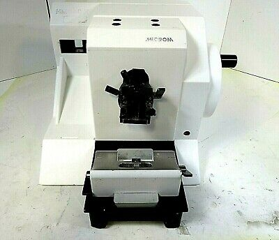 Thermo Microm HM 340 E Rotary Microtome - Free Shipping
