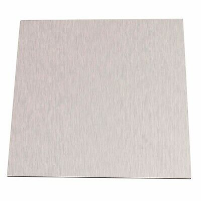 High Purity 99.96% Nickel Sheet Plate 1mm*100mm*100mm For Electroplating