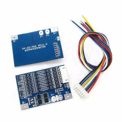 6S Li-ion Lithium Battery 18650 Charger Protection Board BMS Balance