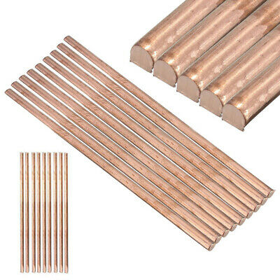 1pc 99.9% Pure Solid Copper Cu Metal Rod Tube Cylinder Bar Tool 6mm*200mm US