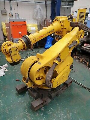 Industrial robot Fanuc R2000iA 165F with RJ3 controller